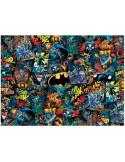 Puzzle Imposible Batman Dc Comics - 1000 piezas