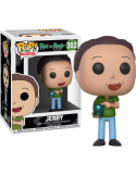 FIGURA POP JERRY - RICK AND MORTY