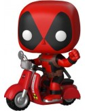 DEADPOOL POP! VINYL FIGURA DEADPOOL CON SCOOTER