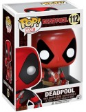 FIGURA POP DEADPOOL THUMB UP - DEADPOOL