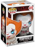 FIGURA POP PENNYWISE CON BARQUITO - IT