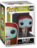 FIGURA POP PESADILLA ANTES DE NAVIDAD POP! MOVIES VINYL SALLY 9CM
