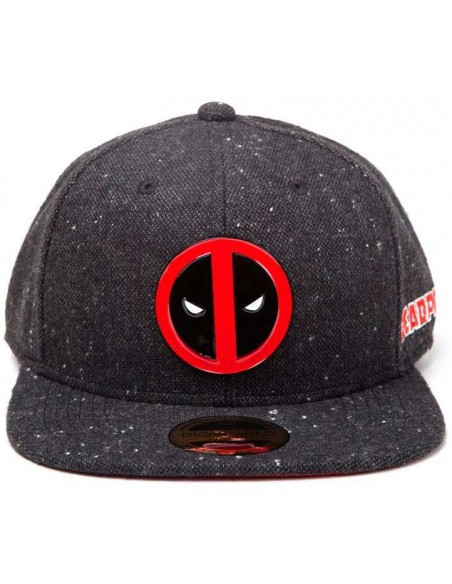 Gorra Snapback Stripe - Deadpool