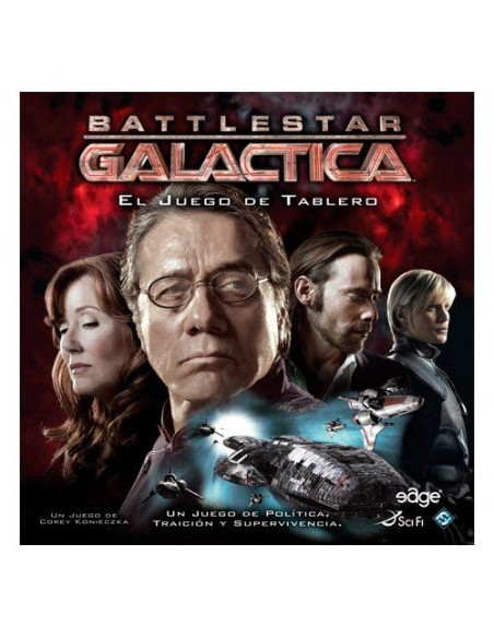 Juego de mesa Battlestar Galáctica