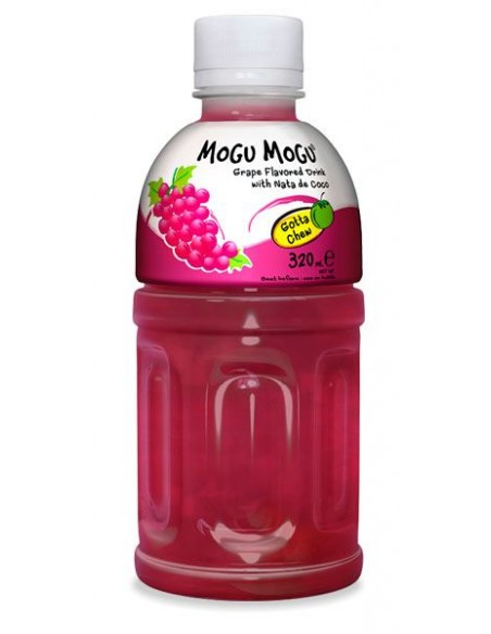 Bebida Mogo Mogu sabor Uva