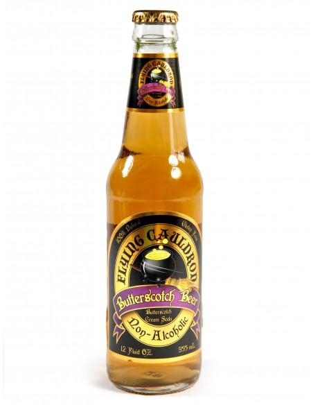 Cerveza de mantequilla Harry Potter Flying Cauldron