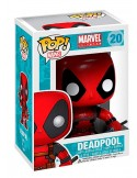 FIGURA POP DEADPOOL - MARVEL UNIVERSE