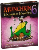 EXPANSION 6 MUNCHKIN MAZMORRAS MAJARETAS