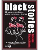 JUEGO DE CARTAS BLACK STORIES EDICION VACACIONES