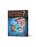 EXPANSION 7 MUNCHKIN TRAMPAS A DOS MANOS