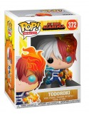 MY HERO ACADEMIA FIGURA POP! ANIMATION VINYL TODOROKI 9CM