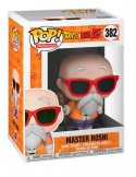 FIGURA POP DRAGON BALL MAESTRO ROSHI CON BASTON