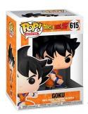 Dragonball Z Figura POP! Animation Vinyl Goku 9 cm