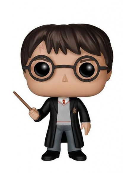Funko POP! Harry Potter (con túnica) - Harry Potter