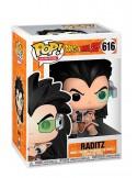 DRAGON BALL Z FIGURA POP! ANIMATION VINYL RADDITZ 9 CM