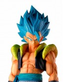 FIGURA BANPRESTO MASTER STARS PIECE GOGETA SUPER SAIYAN BLUE - DRAGON BALL SUPER - 34CM