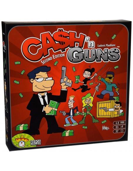JUEGO DE MESA CASH 'N GUNS (SEGUNDA EDICIÓN)