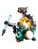 ROBOT 5 EN 1 PROGRAMABLE - KIT DE CONSTRUCCIÓN