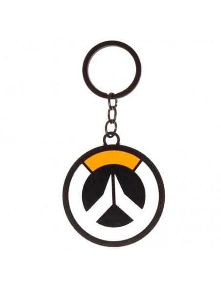 Llavero metálico logo Overwatch