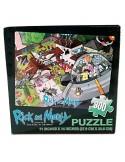 PUZZLE RICK Y MORTY - 300 PIEZAS