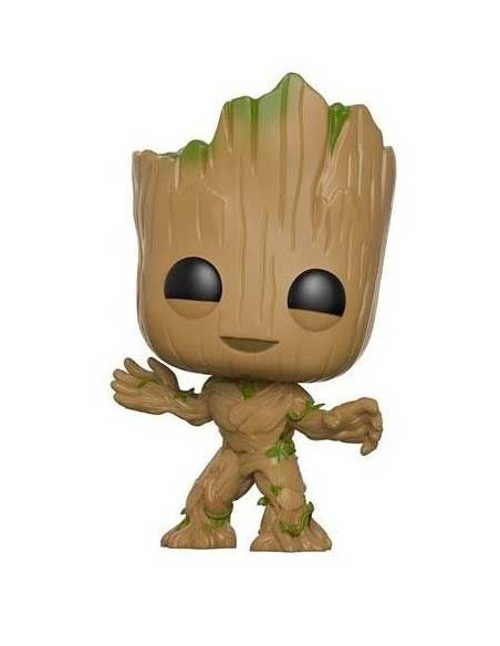 Funko POP! Groot - Guardianes de la galaxia vol.2