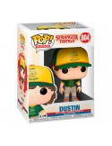 FUNKO POP! DUSTIN (AT CAMP) - STRANGER THINGS