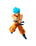 Dragon Ball Estatua PVC Ichibansho Super Saiyan God Super Saiyan Son Goku 16 cm
