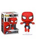 Funko POP! Spider-man (primera aparición) - Marvel 80 aniversario