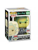 Funko POP! Space Suit Rick