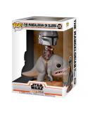 Funko POP! gigante The Mandalorian on Blurrg - Star Wars The Mandalorian