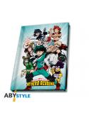 Libreta A5 Heroes - My Hero Academia