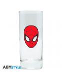 Pack vaso 29 cl + llavero + minitaza Spiderman - Marvel