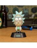 Mini lámpara 3D Rick - Rick y Morty