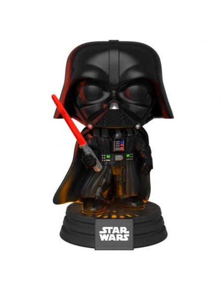 Funko POP! Darth Vader con luz y sonido - Star Wars