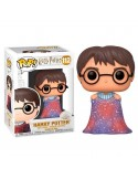 Funko POP! Harry Potter con capa de invisibilidad - Harry Potter