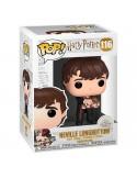 Funko POP! Neville Longbottom con el libro de los monstruos - Harry Potter