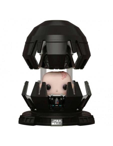 Funko POP! Darth Vader en la cámara de meditación - Star Wars