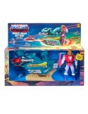 Set Príncipe Adam + Sky Sled - Masters of the Universe Origins - 14 cm