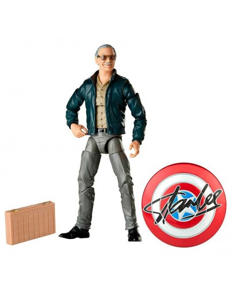 Figura Stan Lee - Marvel Legends - 15 cm