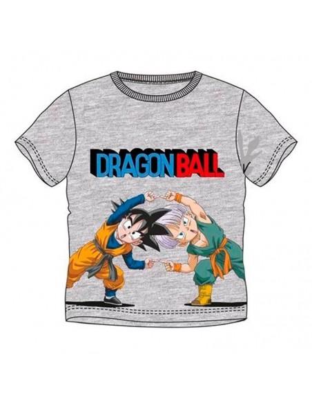 Camiseta infantil fusión - Dragon Ball Z