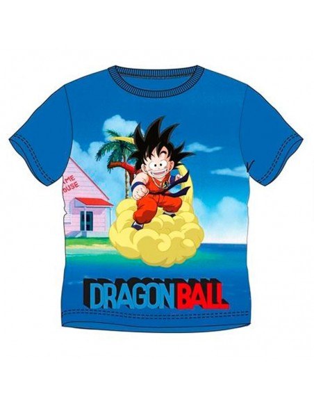 Camiseta infantil Kinton - Dragon Ball