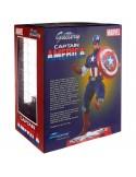 Estatua Marvel Gallery Capitán América - Marvel - 23 cm