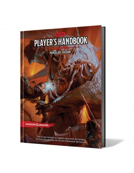 D&D Manual del jugador