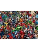Puzzle imposible Marvel - 1.000 piezas