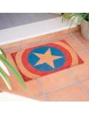 Felpudo Capitán América - Marvel