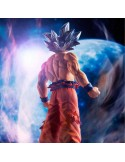 Figura Son Goku ultra instinto Creator x Creator - Dragon Ball Super - 19 cm