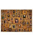 Puzzle imposible retratos Harry Potter - 1.000 piezas