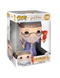 Funko POP! Oversized Albus Dumbledore con Fawkes - Harry Potter - 25 cm