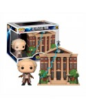 Funko POP! Doc with Clock Tower - Back To The Future