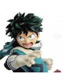 Figura Banpresto The Amazing Heroes Izuku Midoriya - My Hero Academia - 14cm